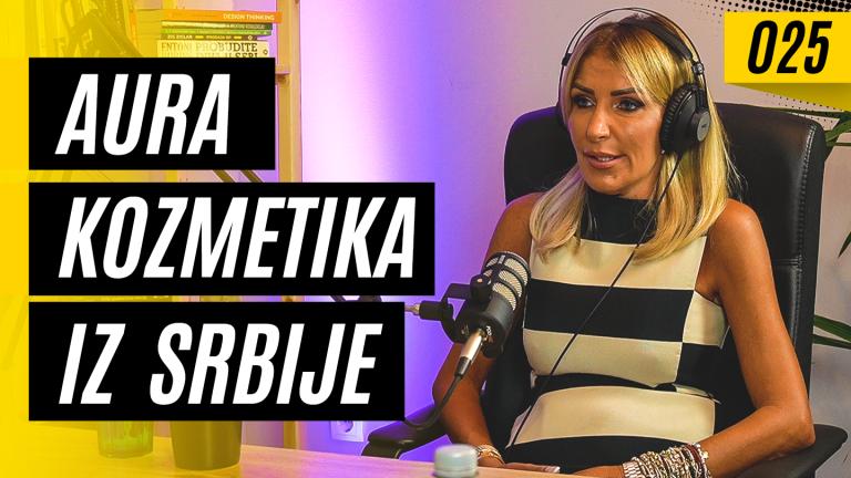 Mila Litvinjenko podcast Biznis Priče 25